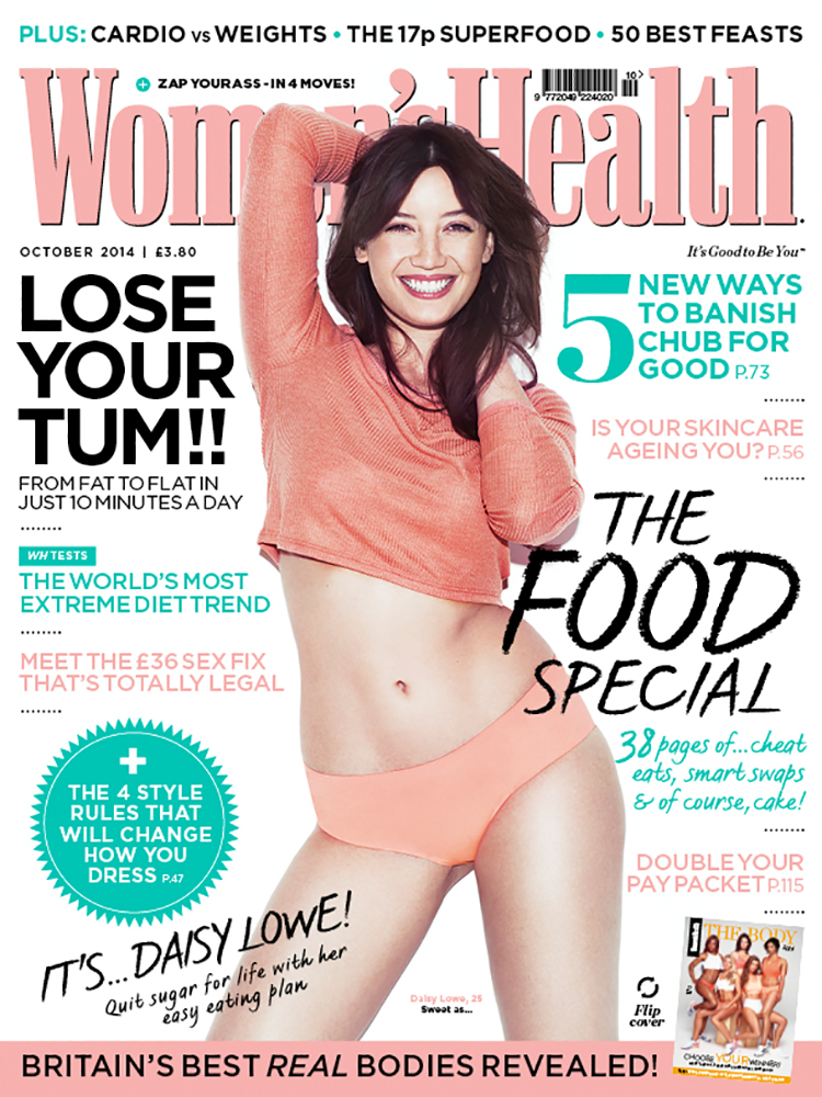 Women's Health UK October 2014