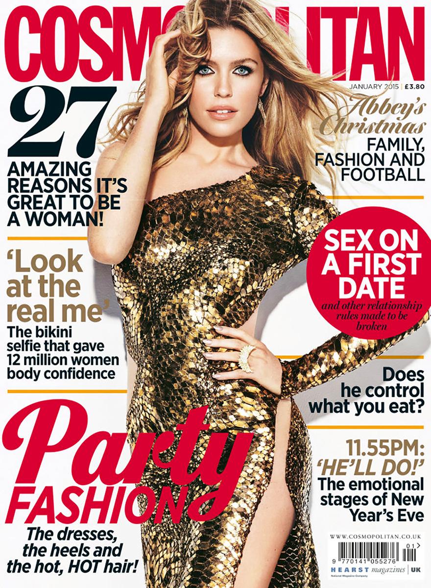Cosmopolitan UK January 2015