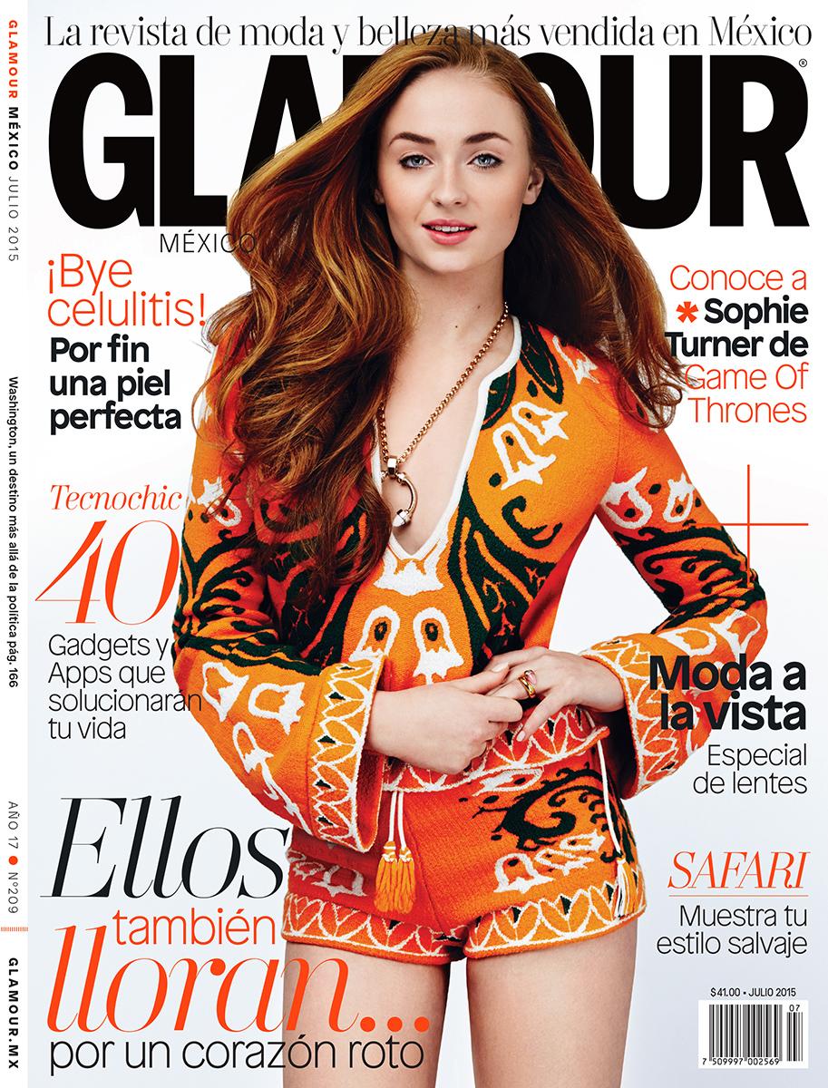 Sophie Turner – Glamour México