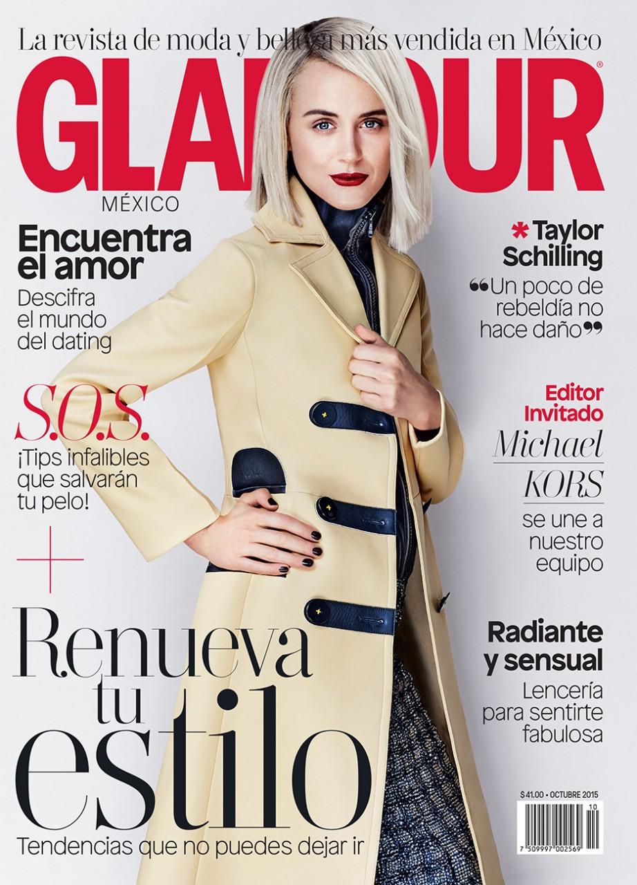 Taylor Schilling – Glamour México