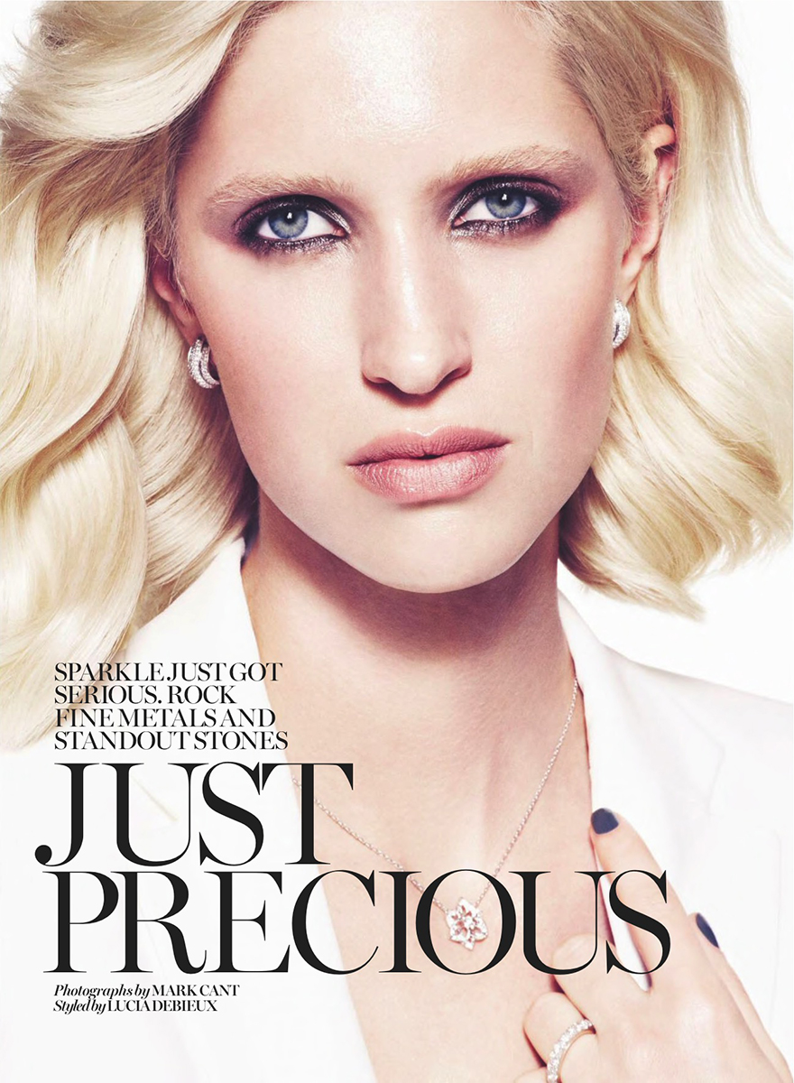 Just Precious – Marie Claire UK