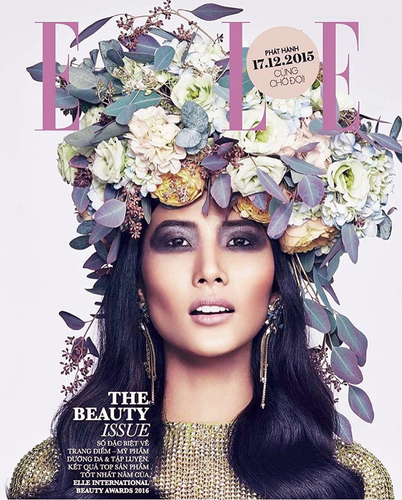 The Beauty Queen (Elle Vietnam)